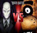 Slenderman vs. The Animatronics