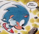 Spin Attack (Sonic the Comic)