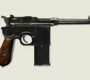 C-81 Maschinepistole