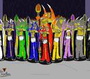 Warlock Dragons