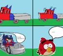 Elpingumanya Gamer/Angry Birds Cómics Graciosos
