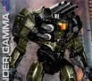 Defender gamma vs destroyah