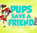 Pups Save a Friend