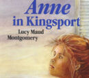 Anne in Kingsport