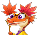 Maple Salamander