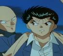 Yusuke Urameshi vs Hokushin