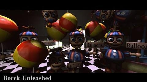 Balloon Boy Sparta Remix 3D Animation-0