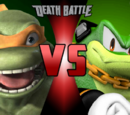 'Sonic vs TMNT' themed Death Battles
