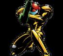 Personajes de Metroid: Zero Mission