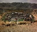 Saharan Atomic Station