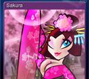 Skulls of the Shogun - Sakura