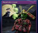 Skulls of the Shogun - Akamoto Lives