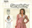 Simplicity 7371 B