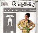 Simplicity 9066 A