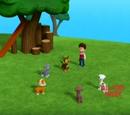 Pups' Adventures in Babysitting/Gallery