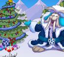 Merry Walrus Background