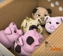 Piglets/Appearances