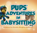 Pups' Adventures in Babysitting's Pages