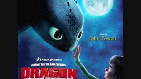 How to train your dragon Score Forbidden friendship-0