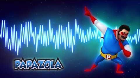 Papa Zola Theme