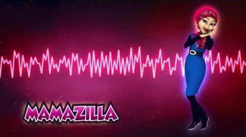 Mama Zila Theme