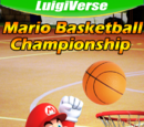 Mario Basketball Championship