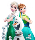 Frozen Fever Transparent Poster.png