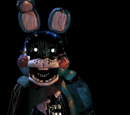 Withered Toy Bonnie