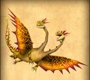Wahnsinniger Zipper/Dragons-Aufstieg von Berk