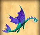Glattstreicher/Dragons-Aufstieg von Berk