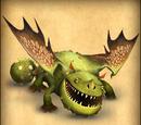 Funkenhüstle/Dragons-Aufstieg von Berk
