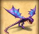 Krallenkrabbler/Dragons-Aufstieg von Berk