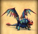 Rumpelhorn/Dragons-Aufstieg von Berk