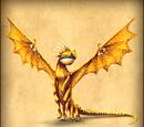 Feuerwurm/Dragons-Aufstieg von Berk