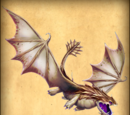 Wollgeheul/Dragons-Aufstieg von Berk