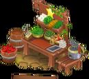 Comptoir à Salades