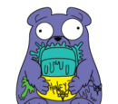 Scummy Bear