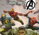 The Avengers VS Zombies (Movie)