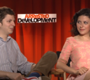 2013 Arrested Development Q&A Sessions