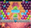 Геймплей Angry Birds POP!