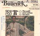 Butterick 3383 D