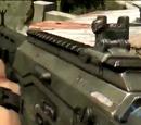 Военная винтовка