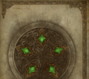 Life Gem Medallion