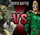 Scarecrow (DC Comics) vs. Scarecrow (Marvel Comics)