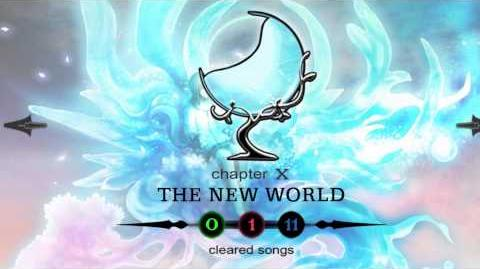 Cytus Alive - The New World