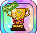 Cookie Run 80M Points Certificate