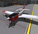 Beechcraft T-34 Mentor (Java Designs)