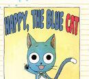 Happy the Blue Cat