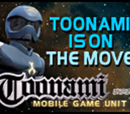 Toonami Mobile Game Unit