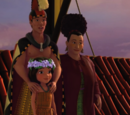 O Rei e a Rainha de Hakalo
